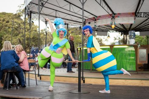 Perth embraces festival season