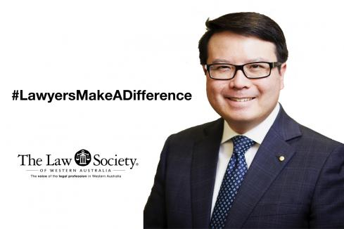 #LawyersMakeADifference | Dr Andrew Lu OAM