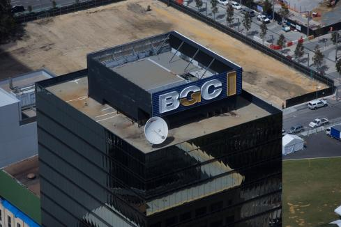 BGC assessing sale of building materials units