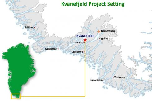 Greenland slashes Kvanefjeld capex by 40%