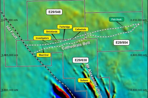 St George drilling to extend Mt Alexander