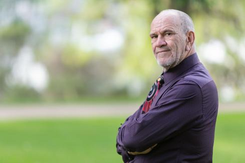 Collard custodian of Noongar heritage