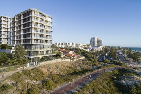 Building starts on Applecross, Scarborough apartments