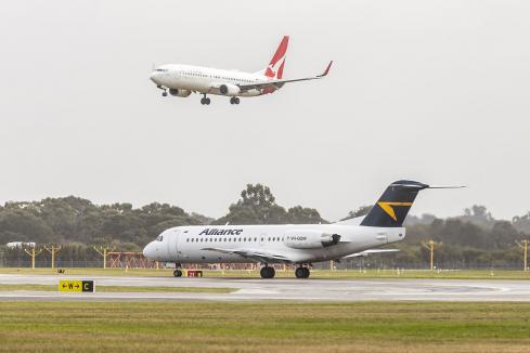 Regional aviation on the rise