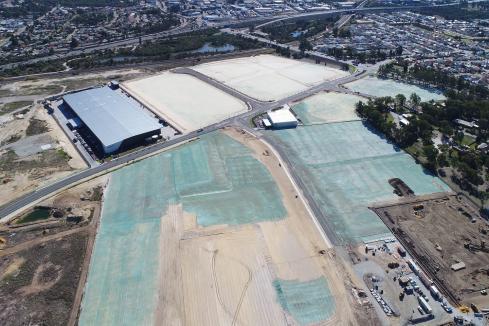 Silk joins Logistics Park