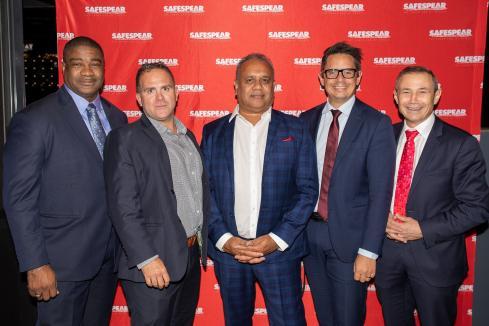 Redspear and UK-based partner form new company