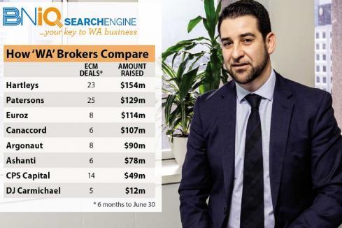 Sales to shake-up stockbroking