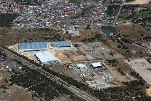 LOGOS delivers logistics facilities