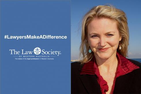 #LawyersMakeADifference | Melissa Parke