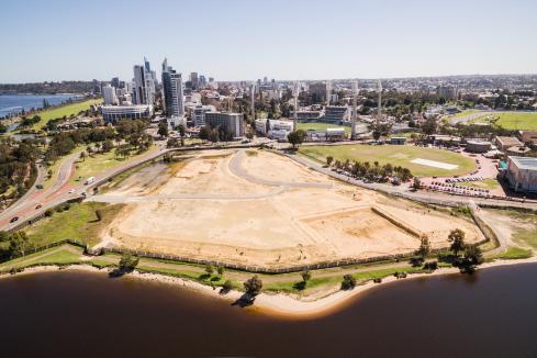 Eight years, $83m, Waterbank still a sandpit