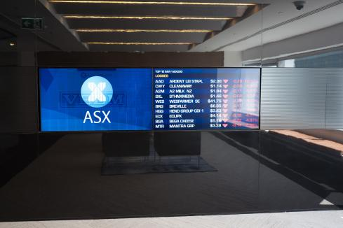ASX dives at open after Wall St sell-off