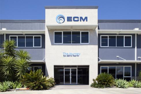 EC&M into administration