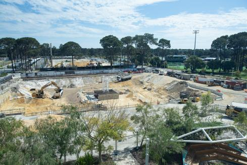 Curtin launches its master plan