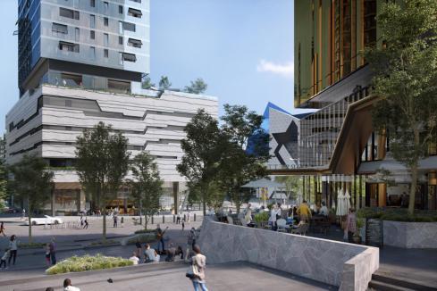 Far East wants Perth Hub builder