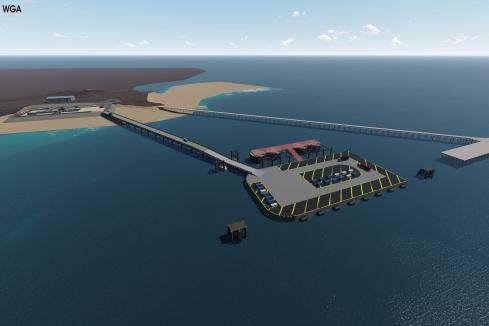 $110m marine base for Broome
