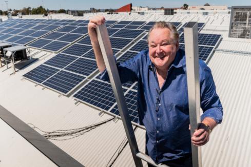 Coventry Village installs 4,600 solar panels