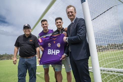 BHP lining up for Glory