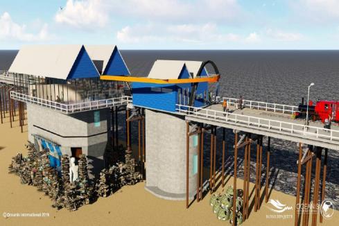 Busselton underwater centre catches funding wave