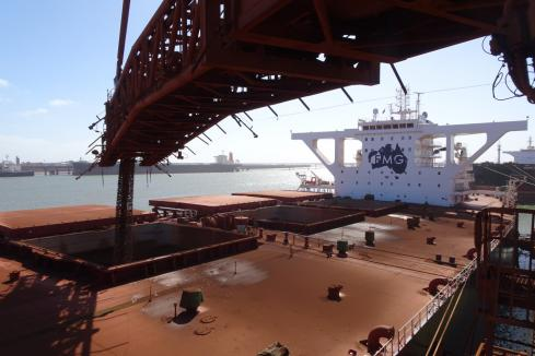Fortescue quarterly shipments up 5%