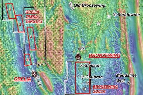 Hammer steps us exploration at Bronzewing South