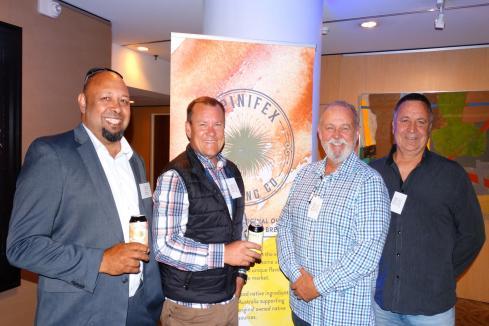 Craft beer meets indigenous culture