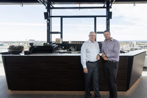 Co-working space launched at Quest