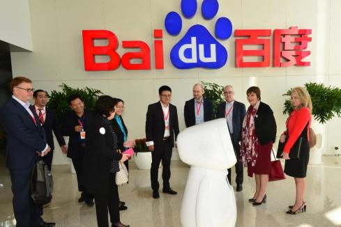 Perth business delegation experiences Beijing