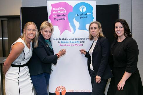 Breaking the Mould on Gender Equality