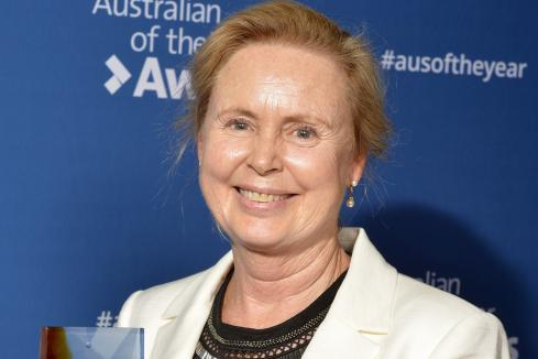Fogarty named WA Australian of the Year