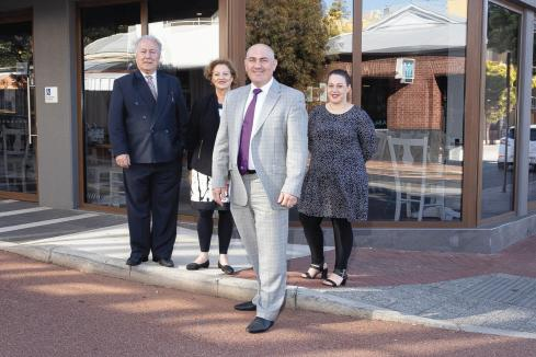 Limnios name marks 50 years in Perth