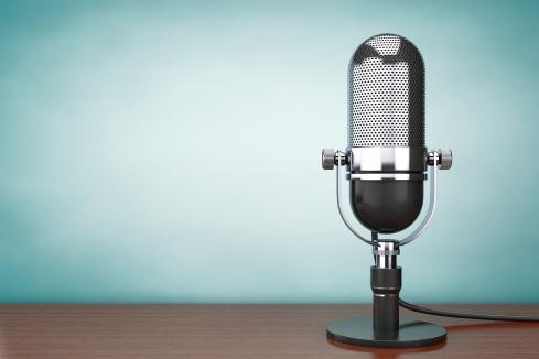 Authentic content king for podcasts