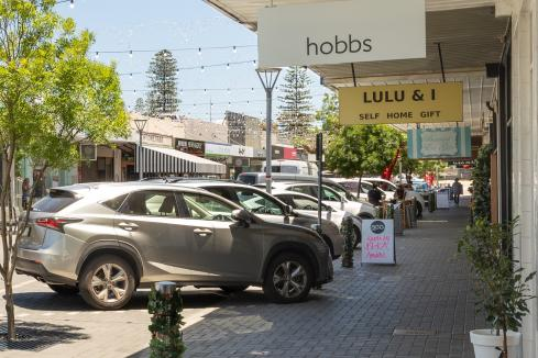 Cottesloe leads Perth retail strips