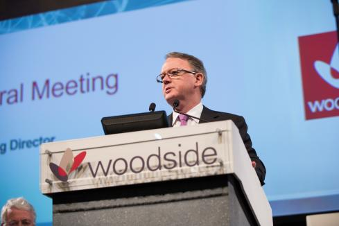 Woodside sketches out decade of growth