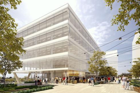 Perth's newest commercial hub launches at Murdoch Health and Knowledge Precinct