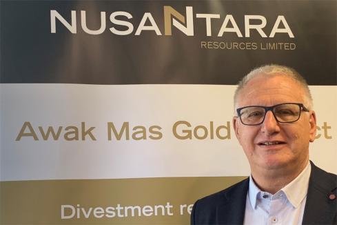 Nusantara in $116m funding deal to build Indonesian gold mine