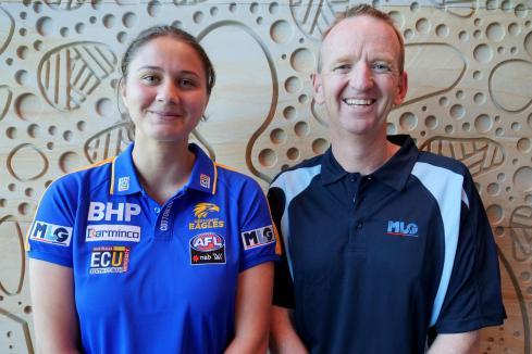 MLG signs West Coast AFLW partnership
