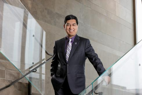 UWA appoints Chakma as new vice-chancellor