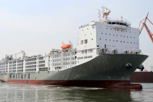 Wellard sells giant Ocean Shearer for $77m