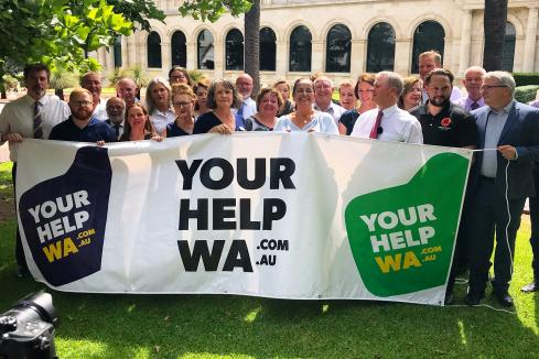 Community services organisations campaign for more funding