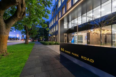 Warrington makes solid profit on 66 Kings Park Road sale