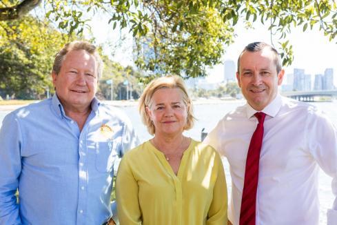 Minderoo pledges $70m bushfire response