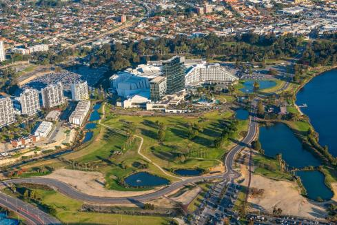 HASSELL to develop Burswood Park master plan
