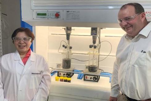 Neometals ships titanium product to China