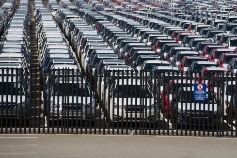 Worst year for new car sales since 2011
