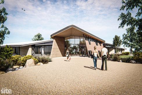 Perkins wins $18m bushfire centre contract