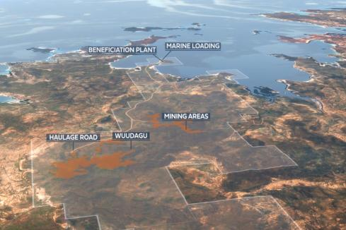 Bauxite project for northern Kimberley