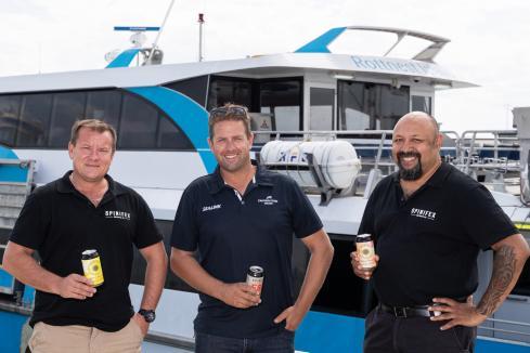 SeaLink to stock Spinifex beers on Rottnest ferries
