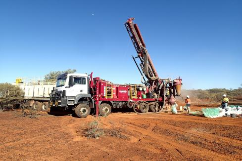 Podium bags a million ounces of PGM at Parks Reef