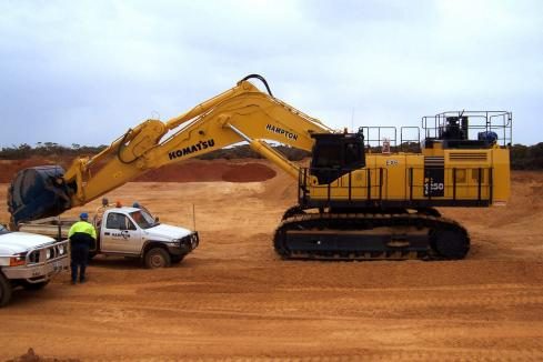 Mincor contracts Hamptons for nickel project
