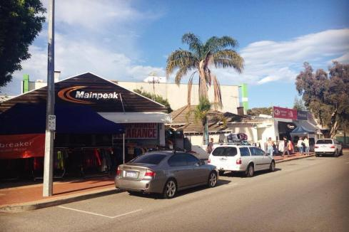 Local retailer enters administration